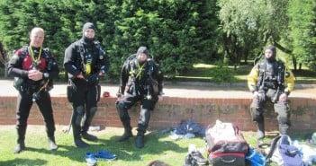Great diving at Gildy