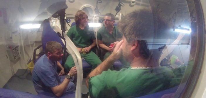 2016 London Hyperbaric