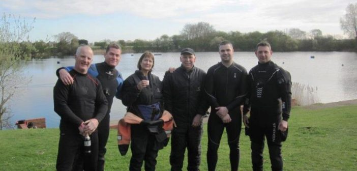 Great diving at Gildenburgh