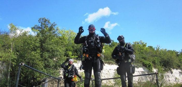 Brilliant Buckland Lake Diving